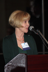 Anne McLaughlin, GHSF Exec. Director