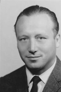 Anthony Radspieler, PhD '43