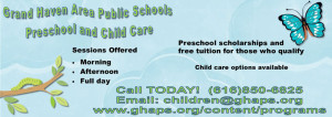 Preschool May Be Affordable or Even Free!  Ask Us How.