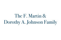 The F. Martin & Dorothy A Johnson Family